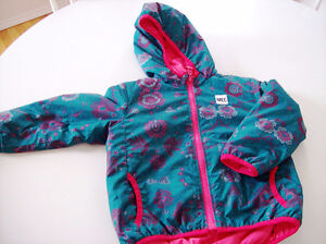 MEC Light Jacket - can be reversibile size 24 months $30