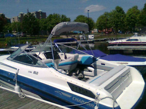 Pleasure craft - 3 foot open cuddy with single inboard/outboard