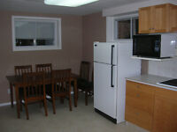 Spacious 1BDRM BSMT Suite in Lower Mission