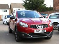 2013 Nissan Qashqai +2 - 2.0 360 Auto 7-Seater 4x4 4WD Pan Roof Sat Nav 360-degr