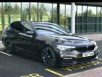 2017 BMW 5 Series 540i xDrive M Sport 5dr Auto M PERFORMANCE ESTATE Petrol Autom