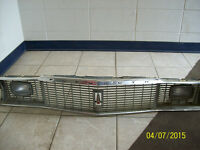 1975-76 Plymouth Duster Grille