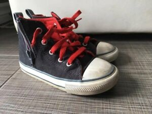 Bottes/souliers gr 10 garçon