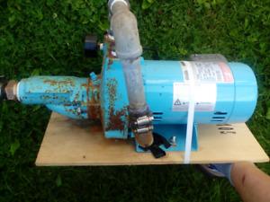 Convertible Jet Pump