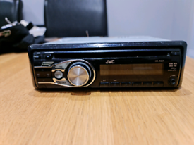 JVC KD R321 STEREO - CD AND AUX PORT