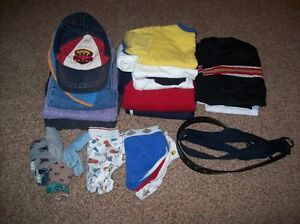 Boys Lot Of Clothes Size 2 To Size 5