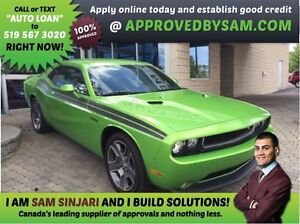 CHALLENGER R/T - APPLY WHEN READY TO BUY @ APPROVEDBYSAM.COM
