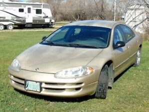 An Oldie but a Goodie ! 2000 Chrysler Intrepid