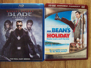 2 Blu-ray movies for sale