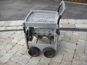 HOSE REEL- Garden Cart