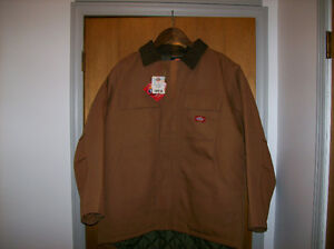 dickies work coat