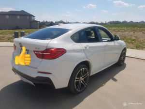 2015 BMW x4 xDrive 28i M sport AWD low kms