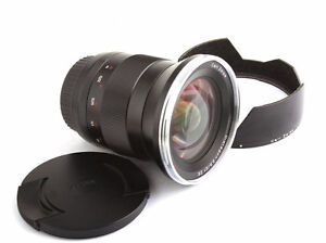 Zeiss 21mm f/2.8 Distagon T* ZE Series Lens for Canon EOS Camera