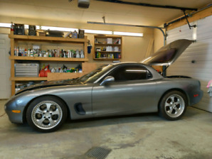 1993 FD RX7 - LHD / Single Turbo!