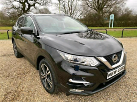 NISSAN QASHQAI Breaking (Front End Airbag kit, doors, Alloys Rear)