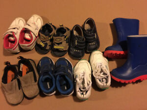 Baby/ Infant/ Toddler Boy Footwear (shoes, boots, slippers)