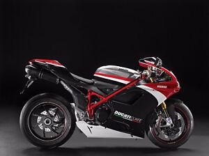 Superbike 1198S Ducati 2010