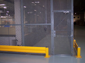 WELDED WIRE MESH INDUSTRIAL PARTITIONS | ALL SHAPES & SIZES Kitchener / Waterloo Kitchener Area image 5