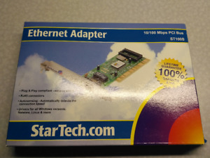 Ethernet Adapter for PC (StarTech)