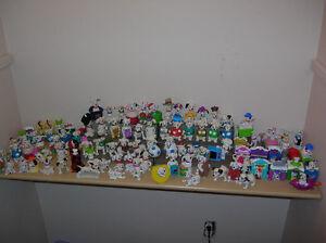101 &102 Dalmatian Dogs Disney & McDonald Toys Lot of 95 pc