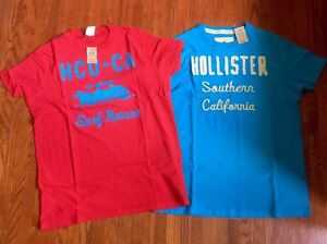 Hollister shirts - brand new, with tags