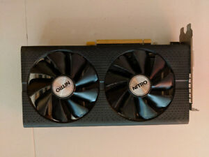 AMD Radeon RX480 8GB Video Card
