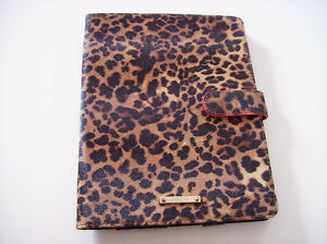 Stella and Dot IPad leopard look cover $25