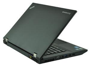 Open Box Lenovo i5 L430 laptop with 8GB RAM