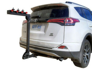 Hitch Mounted 4 Bike Carrier / Rack -- NEW in BOX