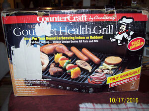 Countercraft Gourmet Health Grill