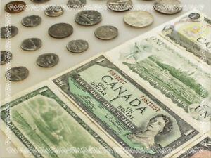 We Buy & Sell Coins, Currency, and Collectibles!