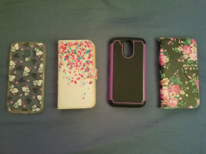 Cases for Galaxy S6, Galaxy S7 Edge, and Motorola G4 Plus