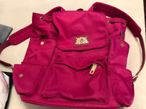 Juicy Couture backpack **text me only**