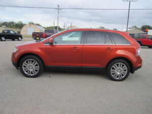 2008 Ford Edge Limited Sedan