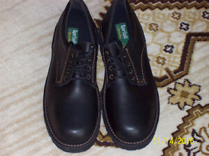 BRAND NEW, Size 12, Black, Sportland, Geronimo Men's Shoes