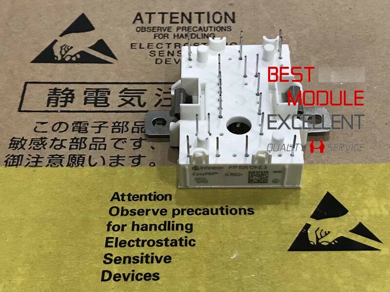 1PCS power supply module Infineon FP15R12KE3 NEW 100/% Quality Assurance