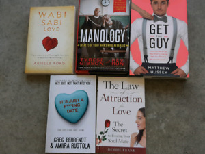 Books about dating/love