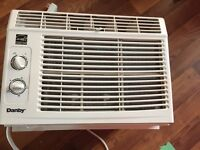 Danby Air Conditioner 5200 BTU as new condition