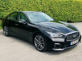 image for 2015 Infiniti Q50 2.1 SPORT D 4d 168 BHP Saloon Diesel Manual
