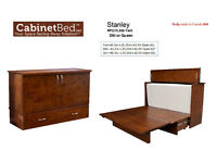 Free Standing MurphyBed Factory Authorized Sale....