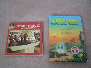Star Trek Book Collections