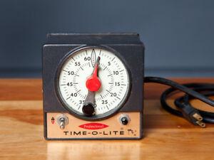 Darkroom Enlarger timer - Vintage