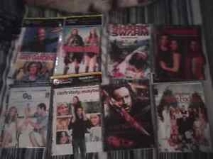 100 New DVD Movies Ideal for Resale or Cottage