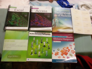 Health Information Management (HIM) textbook