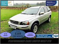 2008 (57) Volvo XC90 2.4 D5 S Estate Geartronic AWD 5dr £6,795 6 MON WARRANTY!