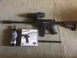 Tippman A-5 Paintball Package