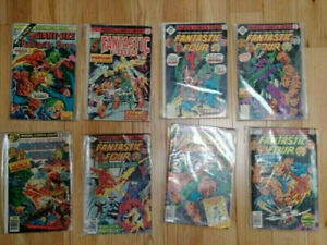 Marvel Fantastic Four Comics