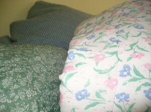 , comfortors, bedspreads,sheet sets, mats, curtains, etc.