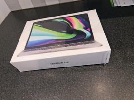 "2020 Apple MacBook Pro 13"" Touch Bar, M1 Processor, 8GB RAM, 256GB SSD"