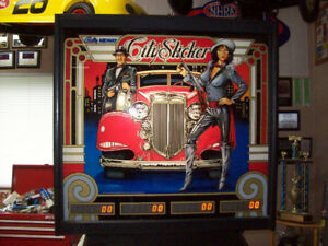 PINBALL MACHINE CITY SLICKER